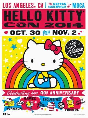 Hello Kitty Con Los Angeles // #HelloKittyCon livingmividaloca.com