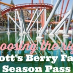Knott's Berry Farm season pass deals