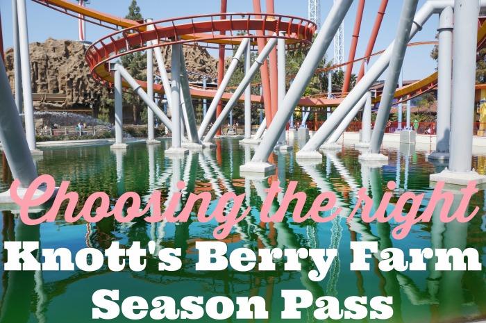 Knott's Berry Farm season pass deals