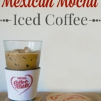 Mexican Mocha Iced Coffee Recipe