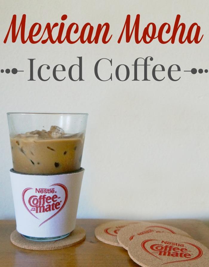 Mexican Mocha Iced Coffee Recipe