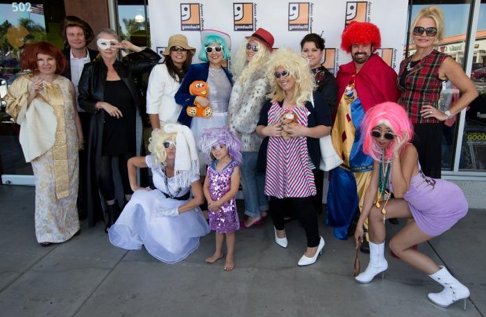 Goodwill Group Photo Halloween2014