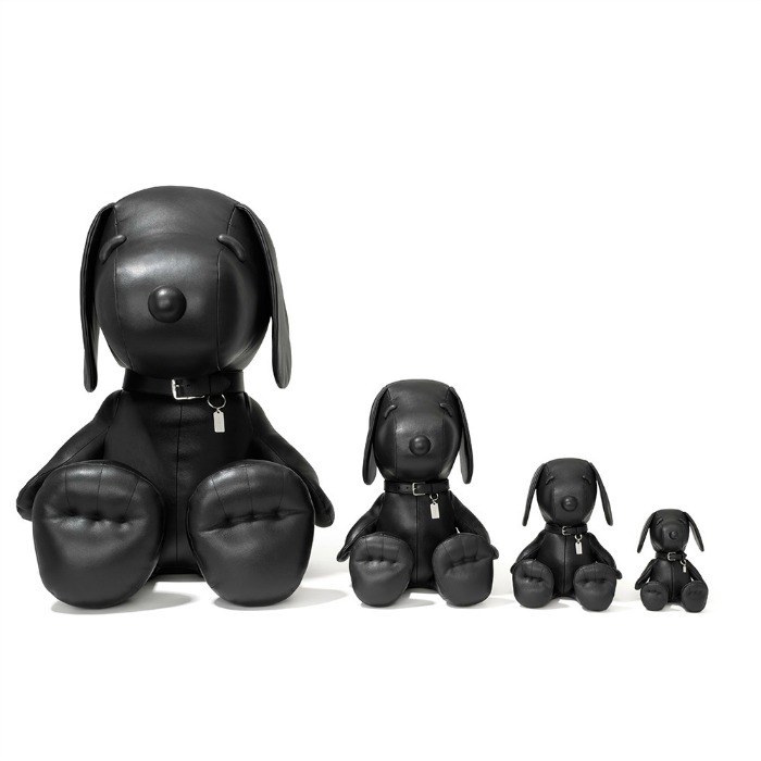 Snoopy Leather Dolls