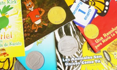 Free bilingual children's books from Read Conmigo