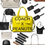 Shop the Coach x Peanuts Collection