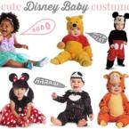 Cute Disney Baby Costumes // LivingMiVidaLoca.com