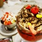 Dessert at Farrell's // LivingMiVidaLoca.com