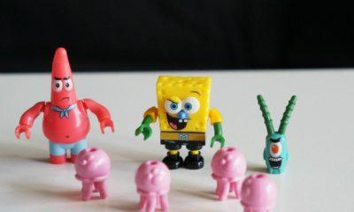 Mega Bloks mini figures