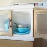 dishes & more plastic ware