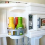 rotating condiment caddy