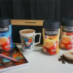 Relaxation Time with Nescafe with Coffee-mate
