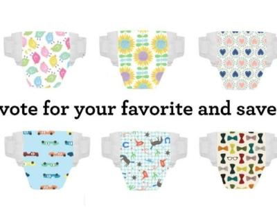 The Honest Company diapers at Target // livingmividaloca.com