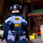 LEGO Batman 1966 bat suit