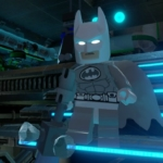 LEGO Batman Arctic suit