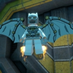 LEGO Batman space suit