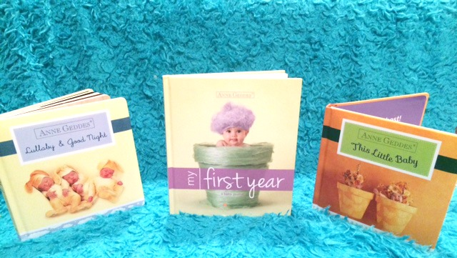 Anne Geddes Baby Books
