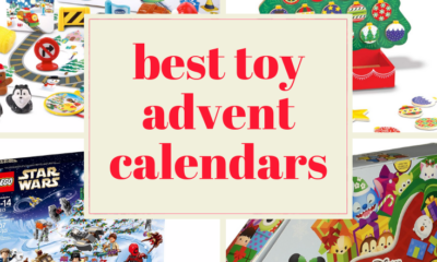 Fun and cool advent calendars with toys that you can get on Amazon... and they're all under $50!!! | LivingMiVidaLoca.com | #LivingMiVidaLoca #AdventCalendars #ToyAdventCalendars #LEGOcalendar #ChristmasCountdown #BarbieAdventCalendars