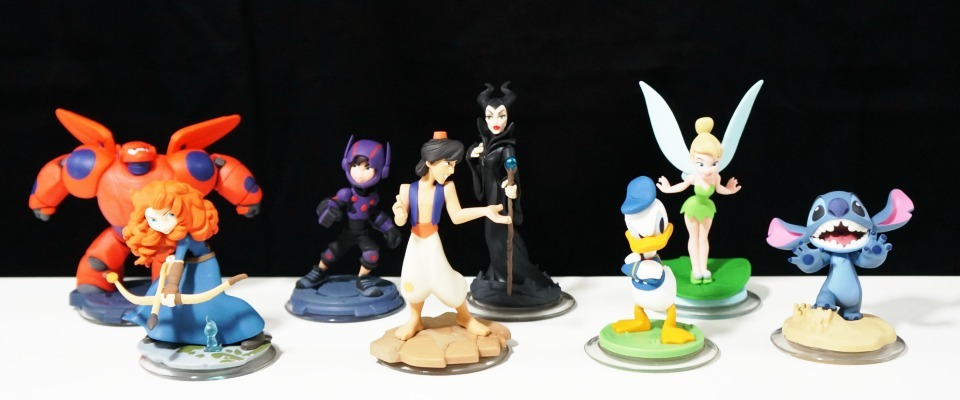 Gift Idea // Disney Infinity 2.0