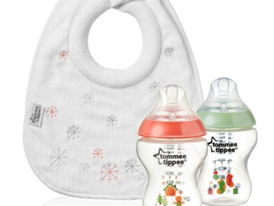 Tommee Tippee Closer to Nature Gingerbread Gift Set