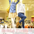 Holiday events at Westminster Mall