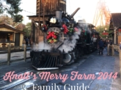 Knott's Merry Farm family guide