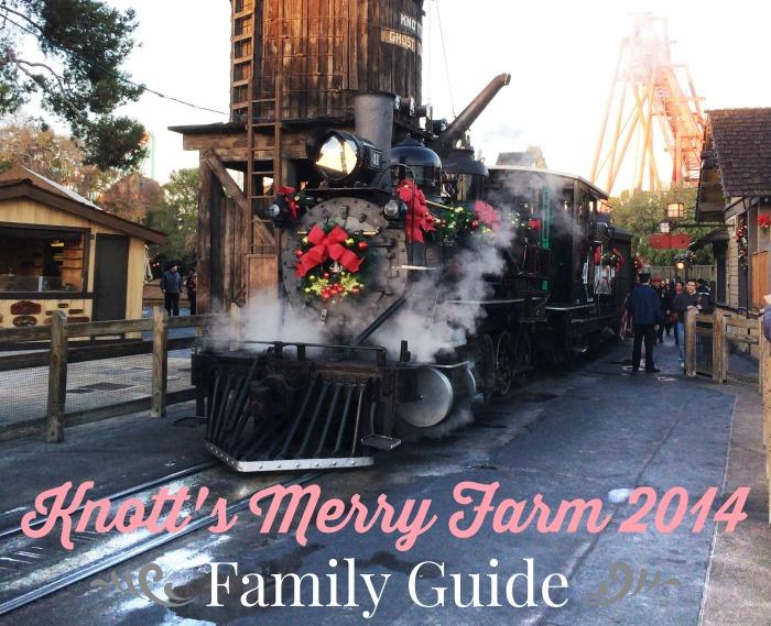 Knott's Merry Farm family guide