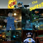 LEGO Batman 3: Beyond Gotham Batman Suits