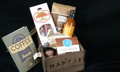 Ingredients inside Mantry subscription box // livingmividaloca.com