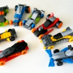 Mega Bloks Hot Wheels race car set // livingmividaloca.com