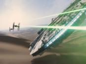 Star Wars Teaser Trailer Millenium Falcon // LivingMiVidaLoca.com