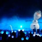 Olaf at World of Color // livingmividaloca.com