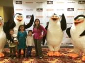 Alma Pedroza at Penguins of Madagascar // LivingMiVidaLoca.com