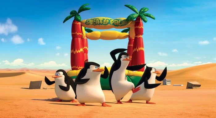 Penguins of Madagascar movie // LivingMiVidaLoca.com