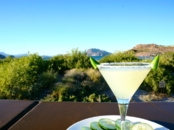 Martini featuring green chile // livingmividaloca.com