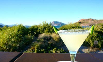 Martini featuring green chile // livingmividaloca.com