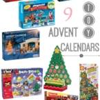 Best advent calendars with toys