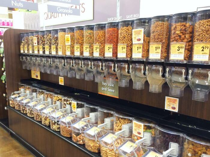 Buy bulk foods at Smart & Final