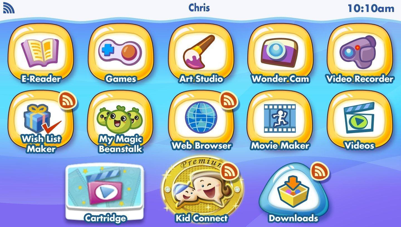 VTech InnoTab 3S apps // livingmividaloca.com