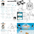 Free Penguins of Madagascar Activity Sheets