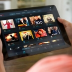 Sling TV streaming on the iPad