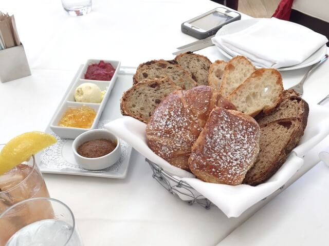 Bread and Viennoiseries at Fig & Olive