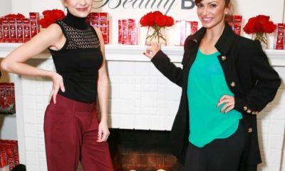 Chelsea Kane and Karina Smirnoff