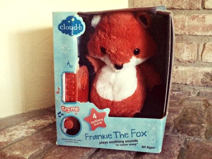 Cloud B's Frankie the Fox