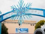 Frozen fun at Disney California Adventure
