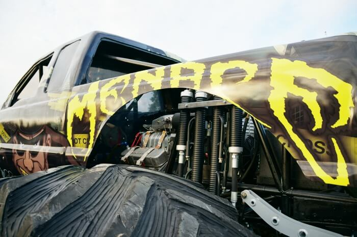menace monster truck