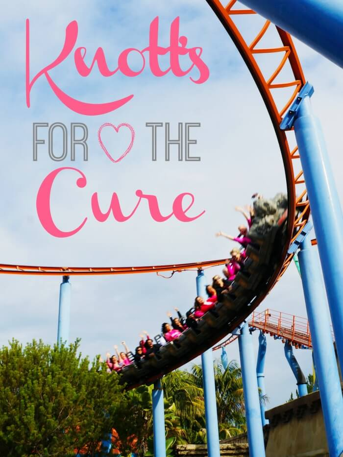 Knott's Berry Farm partners with Susan G. Komen Orange County