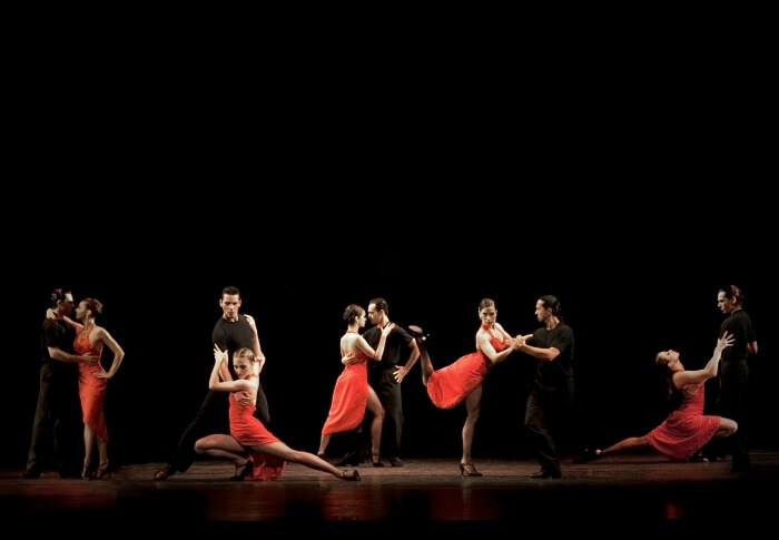 Tango Buenos Aires: Song of Eva Perón at Segerstrom Concert Hall