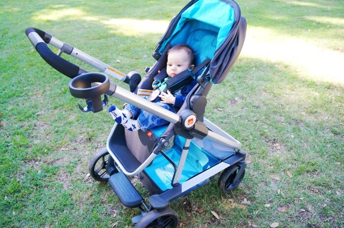 Great GB Evoq stroller for babies