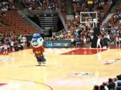 Globie the Mascot