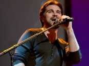 Juanes performs at McFarland USA event